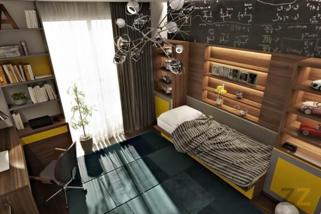Дизайн интерьера детской комнаты Москва
